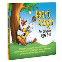 heart songs for children-CD